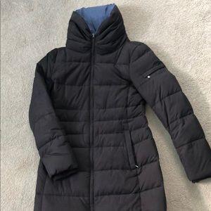 Eli's Tahari Fitted Puffer Coat Size M